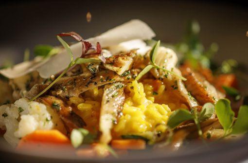Echte Wildpilze sind dem Gastronom zu heikel