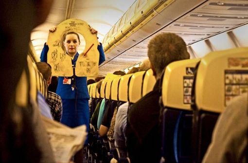 Hoffnung für Ryanair-Stewardessen