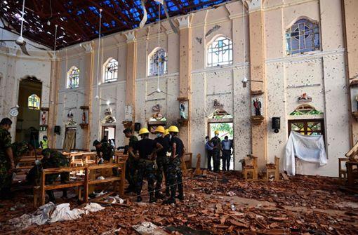 Radikal-islamische Gruppe soll Anschläge verübt haben