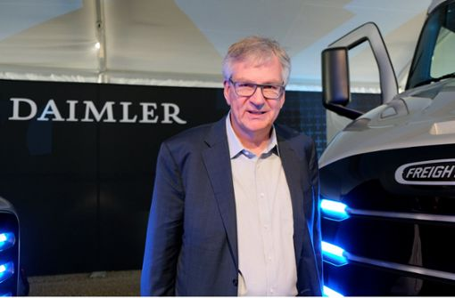 Daimler behält 35 Prozent an der Truck AG