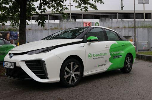 Digitale Konkurrenz für das Taxigewerbe