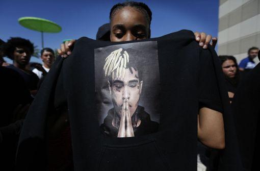 Zweiter Verdächtiger im Mordfall des Rappers verhaftet