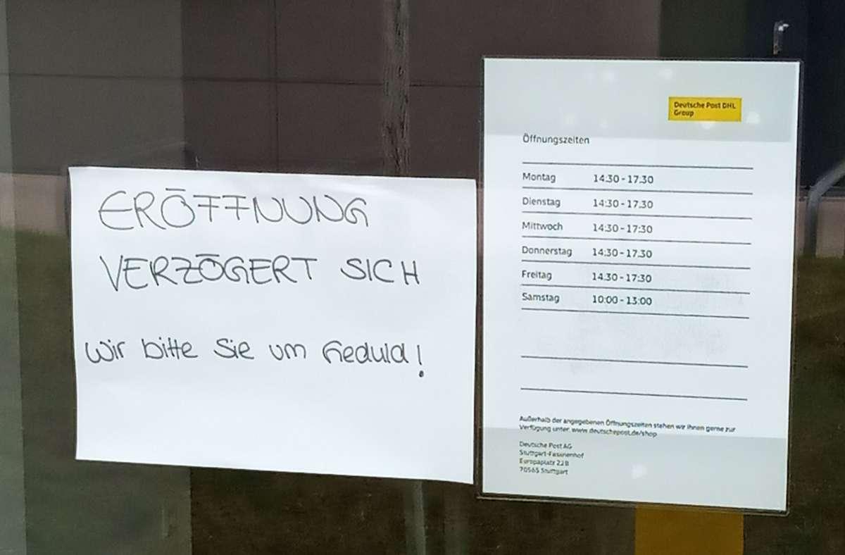 Was war der Grund für die Verzögerung? Foto: Matthias Gaebler/cf