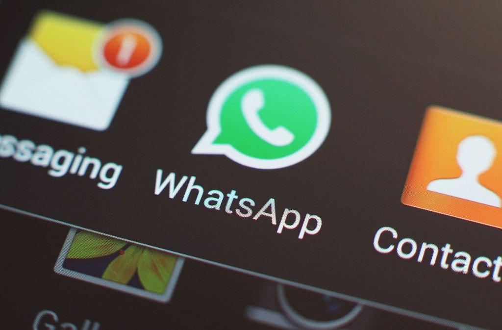Die Sicherheitslücke bei WhatsApp führt im besten Fall nur dazu, dass die App nicht mehr funktioniert. (Symbolbild) Foto: dpa/Yui Mok