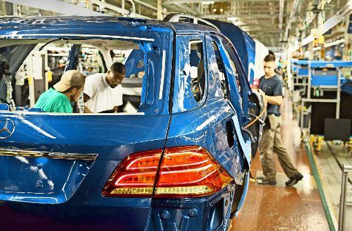 Daimler baut in den USA künftig E-Autos