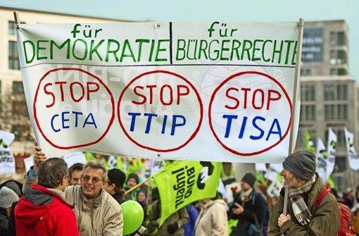 Kleine Schwester von TTIP entfacht Streit