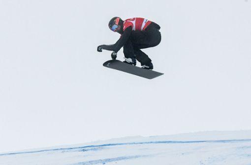 Snowboardcross-Weltcup wegen zu wenig Schnee abgesagt