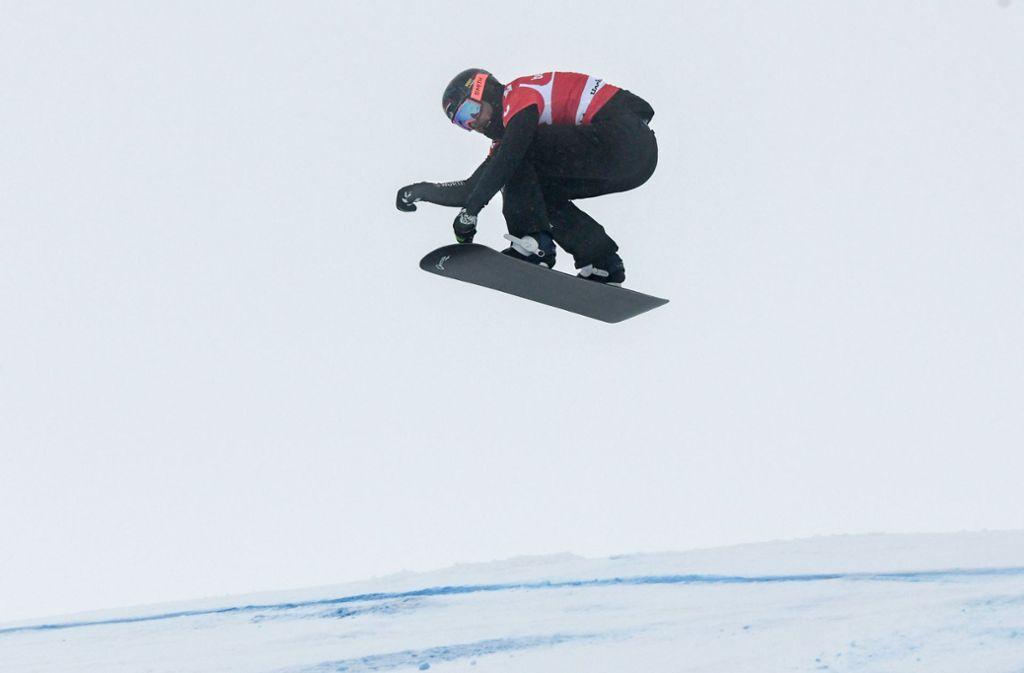 Der Snowboardcross-Weltcup fällt dieses Jahr aus. Foto: dpa/Patrick Seeger