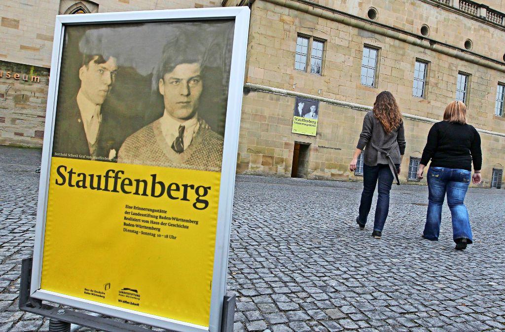 100 000 Besucher in zehn Jahren kamen in die Stauffenberg-Erinnerungsstätte. Foto: Haus der Geschichte