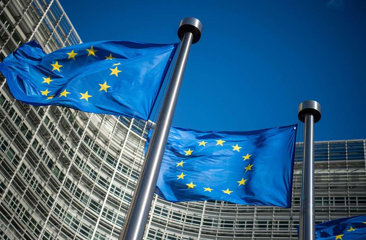 Der Politiker verzichtet auf sein Mandat als Europaabgeordneter. (Symbolbild) Foto: dpa/Arne Immanuel Bänsch