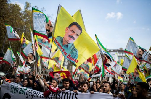 """""""Ist das strafbar, kann kein Kurde mehr ruhig schlafen"""""""