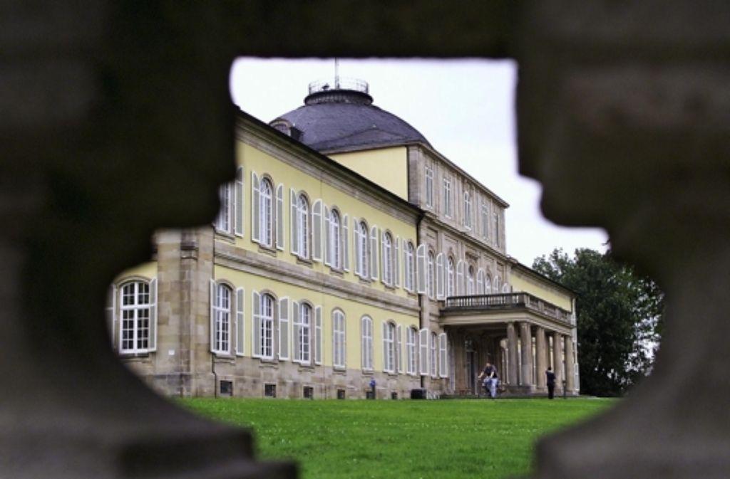 Studenten aus Hohenheim  haben mit den OB-Kandidaten diskutiert. Foto: Zweygarth