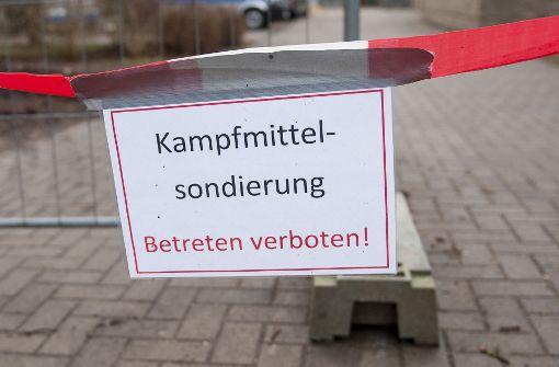 Weltkriegsbombe in Lahr: Gebäude evakuiert
