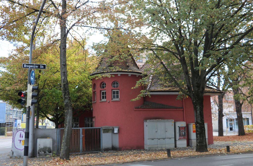 Der ehemalige Schülertreff an der Leobener Straße 49 Foto: Georg Friedel