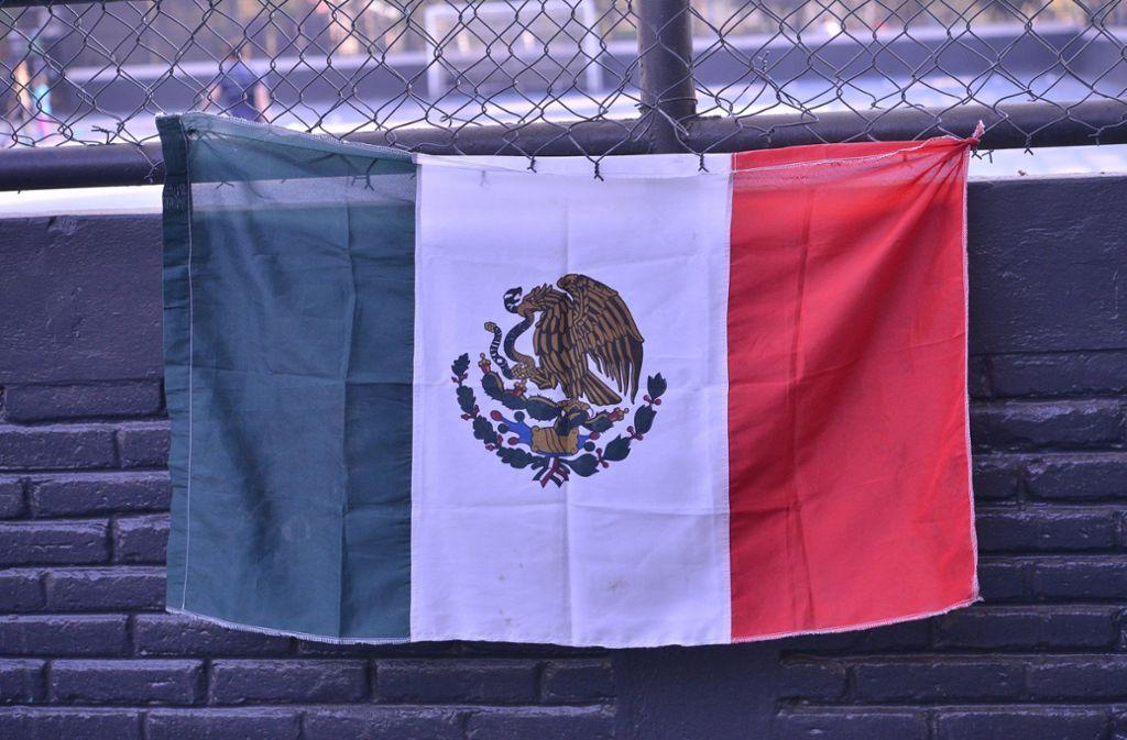 Die Journalistin María Elena Ferral wurde in Mexiko erschossen. Foto: imago images/Eyepix Group