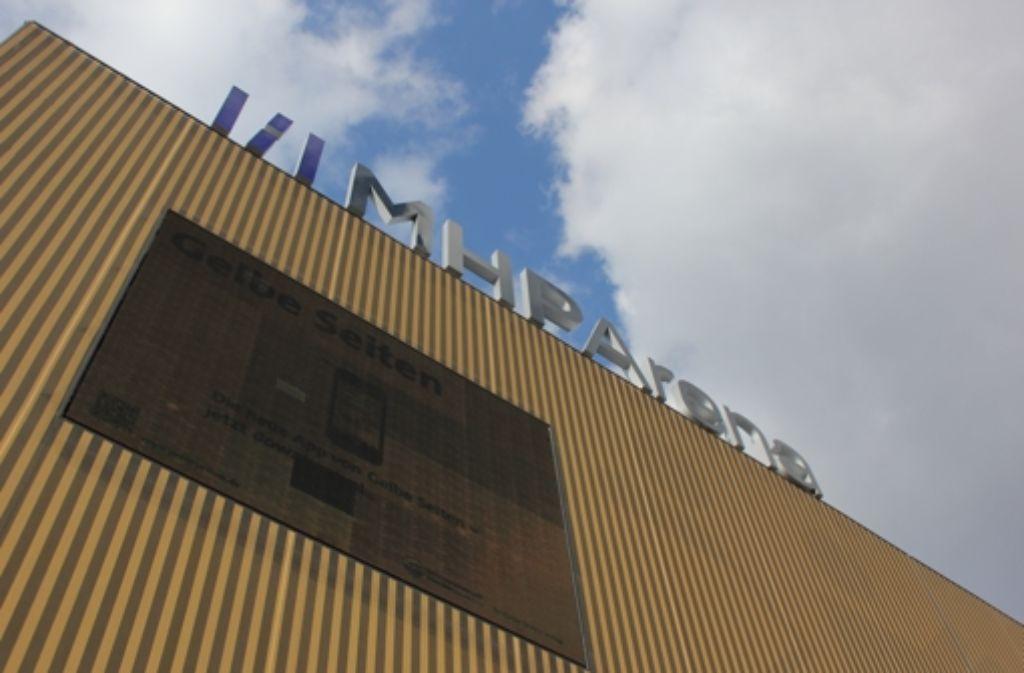 Verband der Ausstellungsbauer hat die MHP-Arena gebucht. Foto: Pascal Thiel