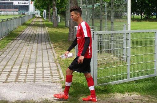 VfB verpflichtet Samir Bajrami
