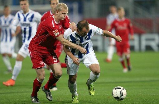 Karlsruher SC setzt sich gegen Würzburg durch