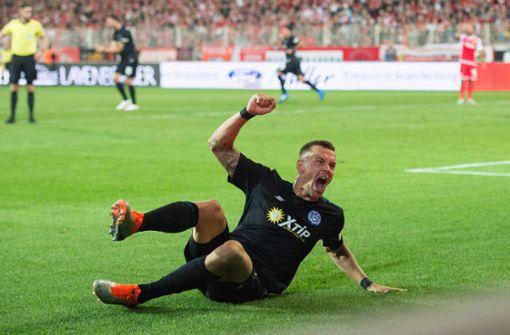 MSV Duisburg holt ersten Punkt bei Union Berlin