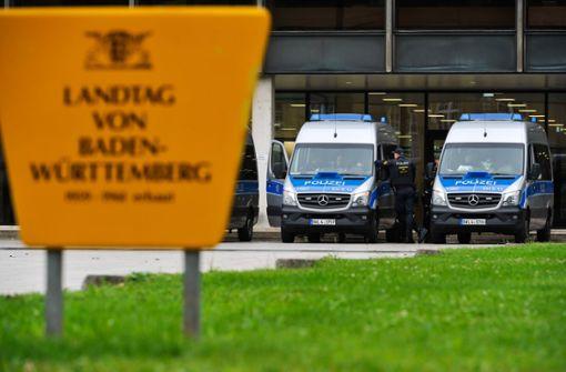 Lage am Eckensee bleibt ruhig – verstärkte Polizeipräsenz