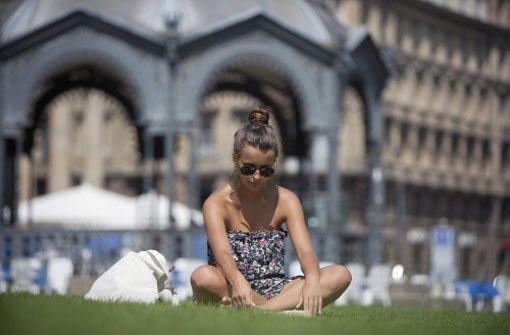 Grillen, Baden, draußen sitzen - die besten Tipps