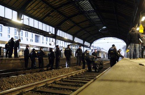 Nach dem Bombenfund im Bonner Hauptbahnhof ermittelt jetzt die Bundesanwaltschaft. Foto: dpa