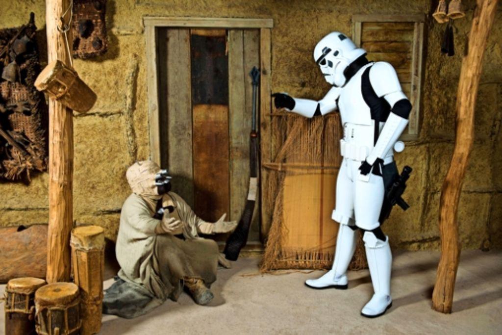 Im Star-Wars-Kosmos   treffen Kulturen aufeinander, wie der Dragon-Days-Themenabend zeigen wird. Foto: Ronny Schönebaum