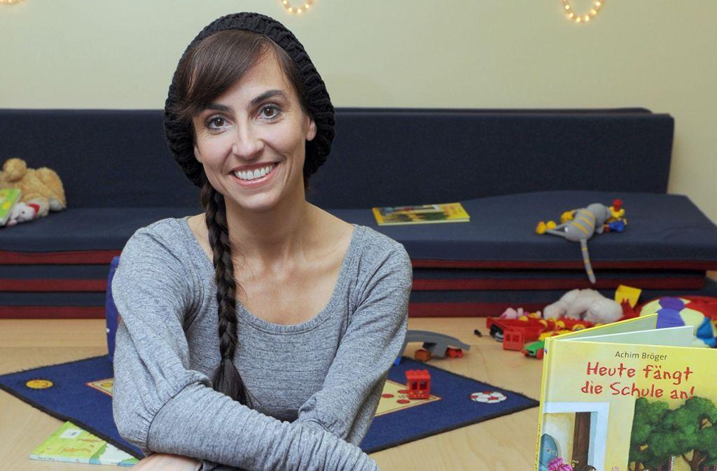 """Als """"Super Nanny"""" half Katharina Saalfrank Eltern mit schwer erziehbaren Kindern. Foto: dpa"""