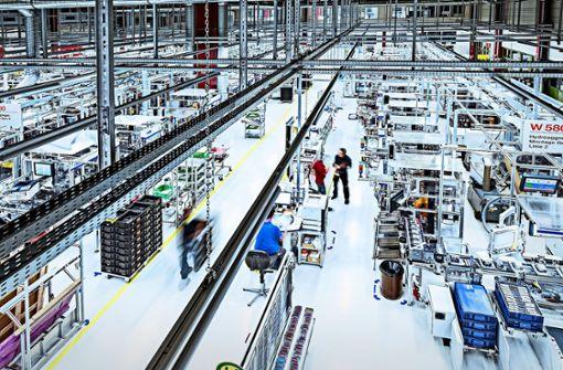 Die sozialen Folgen in den Fabriken
