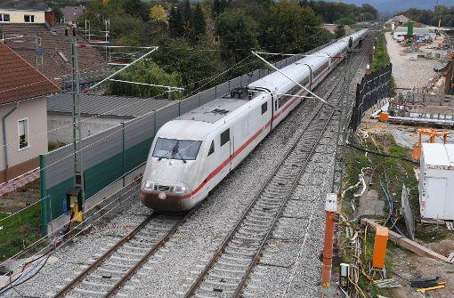 Züge können nach Sperrung wieder fahren