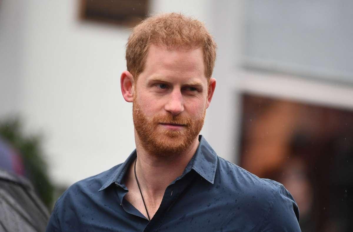 Prinz Harry und die britische Boulevard-Presse liegen seit langer Zeit im Clinch. (Archivbild) Foto: dpa/Victoria Jones