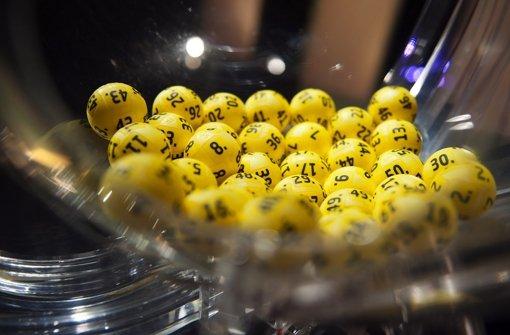 1,15 Millionen im Lotto gewonnen