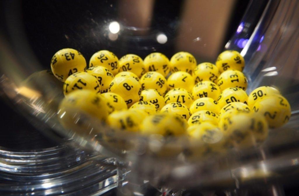 Beim Eurojackpot werden 5 aus 50 gezogen. Foto: Lotto-Toto GmbH Baden-Württemberg