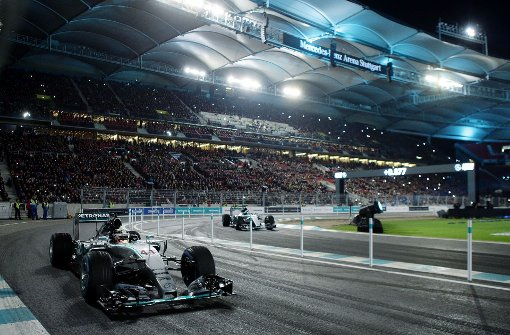 Mercedes: PS-Party Stars & Cars fällt aus