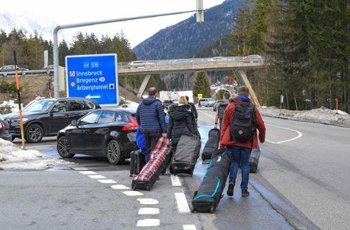 Staatsanwaltschaft ermittelt wegen Virus-Ausbreitung in Ischgl
