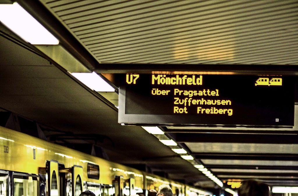 Fahrgäste müssen 2018 wieder mit einer Fahrpreiserhöhung rechnen. Foto: Lichtgut/Leif Piechowski