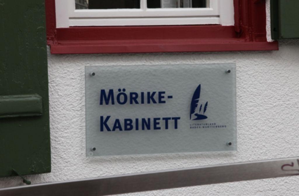 Das Konzept des Stadtmuseums  mit Mörike-Kabinett hat die Foto: Sigerist