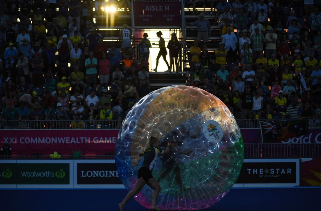 Die Athleten aus Kamerun sind nicht auffindbar. Foto: AFP