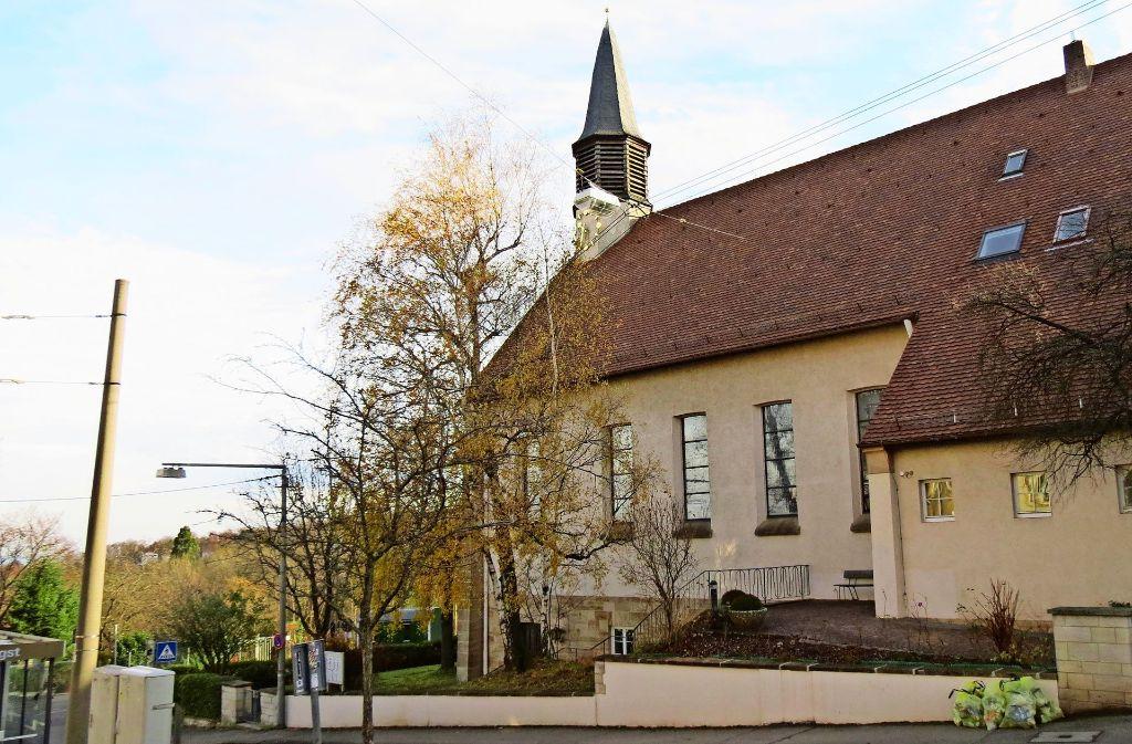Das Kirchengebäude steht offenbar nicht zur Disposition. Foto: Julia Bosch