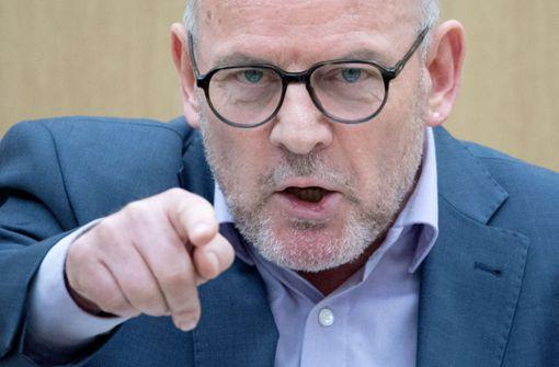 Verkehrsminister hält Fahrverbote für nicht mehr nötig