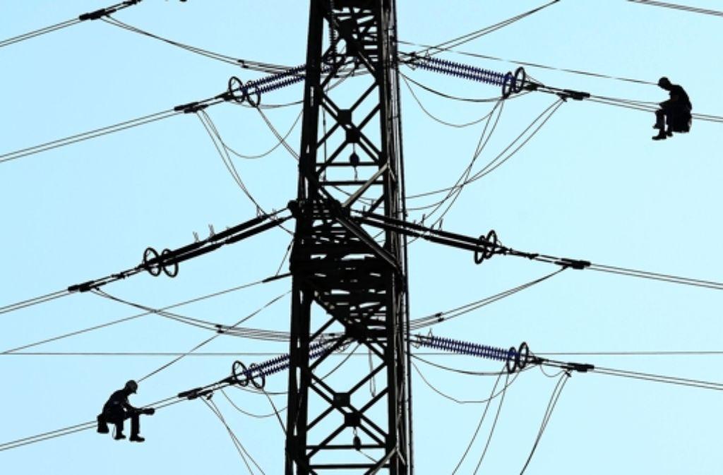 Die Gemeindrats-Kandidaten haben die Konzessionsvergabe der Strom- und Gasnetze  ausführlich besprochen. Dabei ging es auch um die Frage, ob die Energiewende in Stuttgart mit der EnBW als Partner zu schaffen ist. Foto: dpa