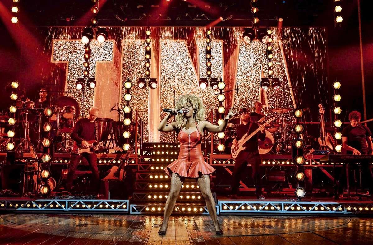 """Stage Entertainment hat den Starttermin des Musicals """"Tina"""" in Stuttgart verraten. Foto: Stage Entertainment"""