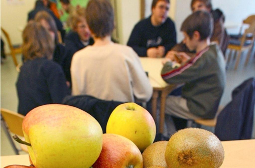 Baden-Württemberg bekommt mehr Geld für die gesunde Verpflegung von Kita- und Schulkindern. Foto: dpa