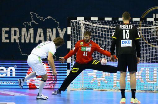 Olympia winkt – Deutsche Handballer glänzen gegen Slowenien