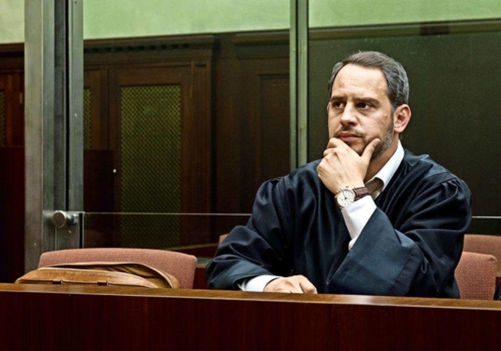 Friedrich Kronenberg (Moritz Bleibtreu) erreicht das Beste für seine Mandanten. Foto: ZDF