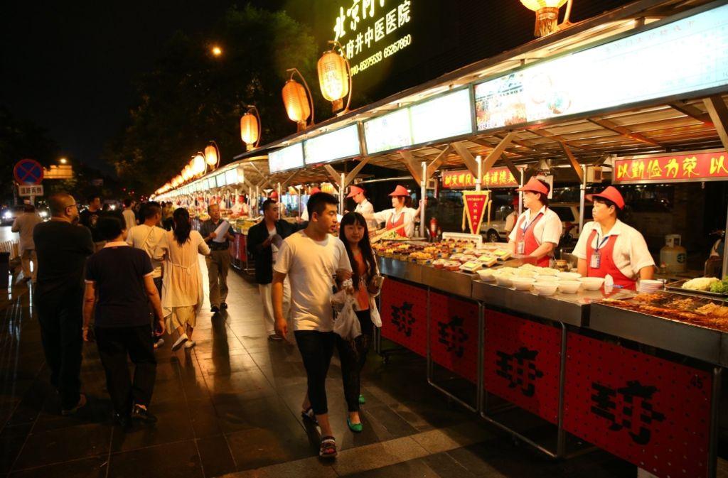 Neulich in Peking: Der bedrängte Mann - Panorama