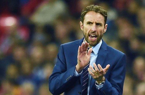 Gareth Southgate als Fußball-Nationaltrainer bestätigt
