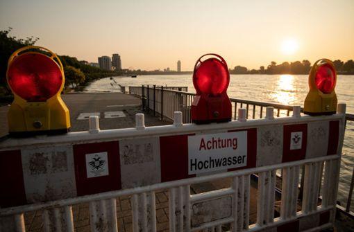 Rechnungshof: Land muss beim Hochwasserschutz nachbessern