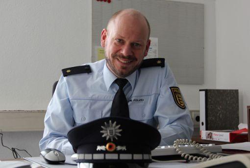 Polizei meldet Rückgang bei   Strafanzeigen