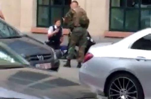 30-Jähriger nach Angriff auf Soldaten niedergeschossen